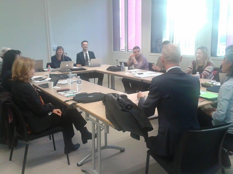 Launch meeting OTCT