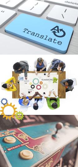 Tradutech, translation training sessions organization