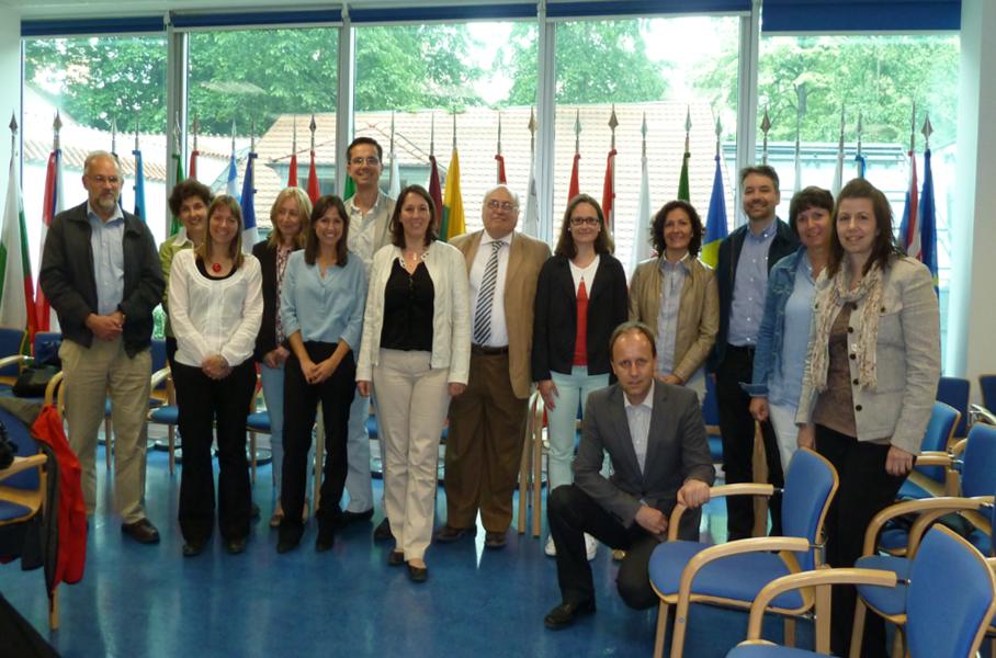 OTCT members - Prague meeting